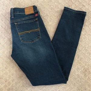 Lucky Brand Charlie Skinny Jeans 4/27